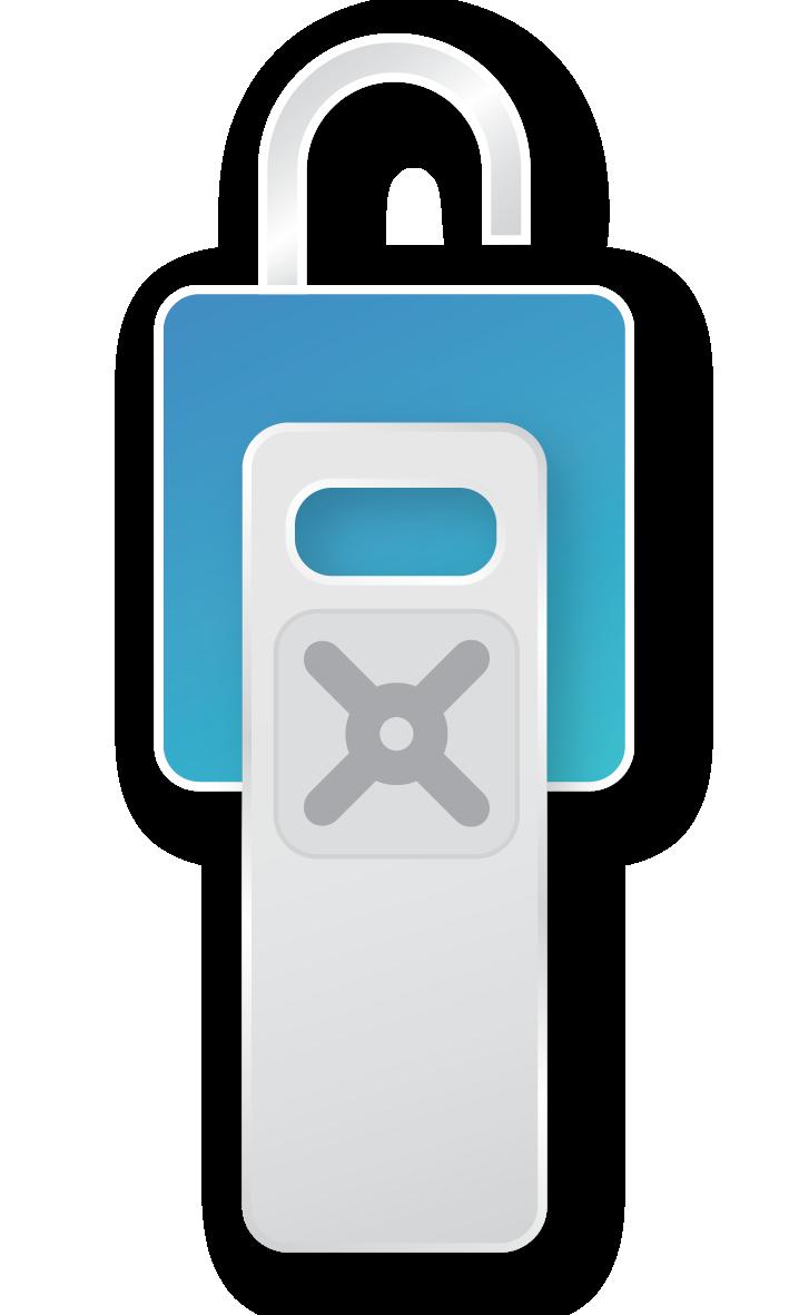 bankvault key