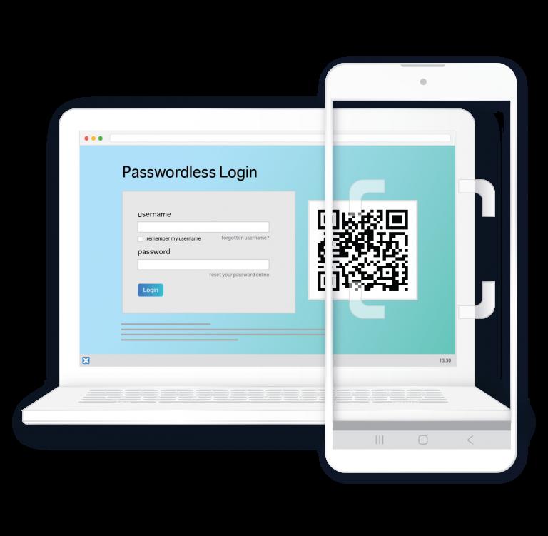 BankVault Passwordless Login April 2020 Concept 05